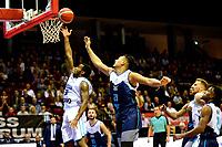 GRONINGEN - Basketbal, Donar - Pristina, voorronde Champions League, seizoen 2018-2019, 22-09-2018,  Donar speler Jordan Callahan