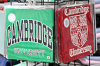Souvenir T Shirts.Cambridge, U.K - A variety of scenes at the historic university city of Cambridge, England -  September 2nd 2012..Photo by Keith Mayhew