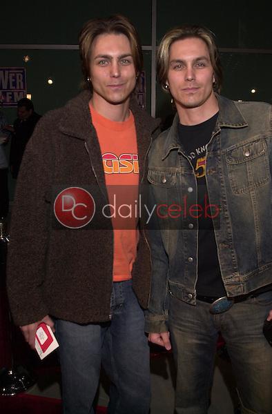 Kenny Scott and Denny Scott