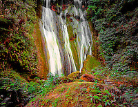 Mele-Maat Cascades  Efate Island, Vanuatu  Rainforest waterfalls and travertine dams South Pacific  Melanesia