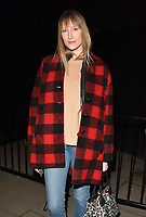 Jade Parfitt at the LFW (Men's) a/w2018 Oliver Spencer catwalk show, BFC Show Space, The Store Studios, The Strand, London, England, UK, on Saturday 06 January 2018.<br /> CAP/CAN<br /> &copy;CAN/Capital Pictures