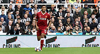 Liverpool's Joe Gomez<br /> <br /> Photographer Rich Linley/CameraSport<br /> <br /> The Premier League -  Newcastle United v Liverpool - Sunday 1st October 2017 - St James' Park - Newcastle<br /> <br /> World Copyright &copy; 2017 CameraSport. All rights reserved. 43 Linden Ave. Countesthorpe. Leicester. England. LE8 5PG - Tel: +44 (0) 116 277 4147 - admin@camerasport.com - www.camerasport.com
