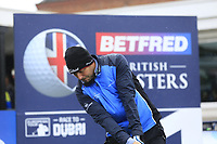 David Howell (ENG) during the Hero Pro-am at the Betfred British Masters, Hillside Golf Club, Lancashire, England. 08/05/2019.<br /> Picture Fran Caffrey / Golffile.ie<br /> <br /> All photo usage must carry mandatory copyright credit (© Golffile | Fran Caffrey)