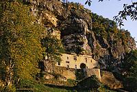 Europe/France/Aquitaine/24/Dordogne/Vallée de la Vézère/Tursac: La maison forte de Reignac (XVIème)
