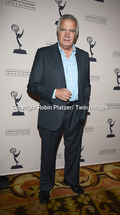 John McCook attends the Academy Of Television Arts & Science Daytime Programming  Peer Group Celebration for the 40th Annual Daytime Emmy Awards Nominees party on June 13, 2013 at the Montage Beverly Hills in Beverly Hills, California.