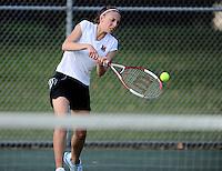 Mitchell College Tennis vs. St. Joe's 9/13/2011