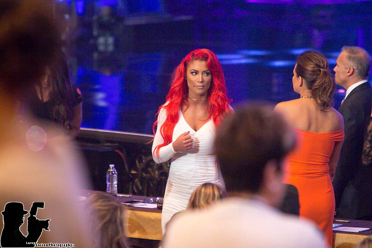 "Miss Teen USA 2016 the 2016 Miss Teen USA Competition at The Venetian Las Vegas on July 30, 2016 in Las Vegas  WWE Superstar and ""Total Divas"" star Eva Marie as a judge at the 2016 Miss Teen USA"