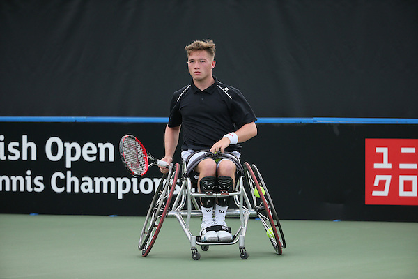 British Open Wheelchair Tennis Championships 2016, Nottingham (sponsored by UNIQLO)