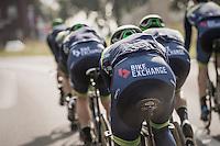 Team Orica-BikeExchange at recon<br /> <br /> 12th Eneco Tour 2016 (UCI World Tour)<br /> stage 5 (TTT) Sittard-Sittard (20.9km) / The Netherlands