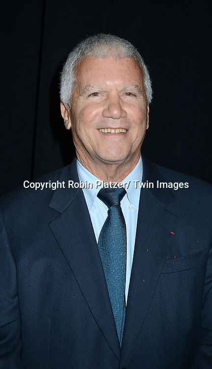 Larry Gagosian attends the 2013 Whitney Gala & Studio party honoring artist Ed Ruscha on October 23, 2013 at Skylight at Moynihan Station in New York City.