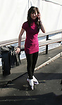 Olympic skater (& honoree) Kristi Yamaguchi at Skating with the Stars (celebrities & Olympic skaters), a benefit gala for Figure Skating in Harlem on April 6, 2010 at Wollman Rink, Central Park, New York City, New York. (Photo by Sue Coflin/Max Photos)