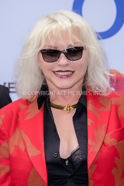 www.acepixs.com<br /> <br /> June 30 2017, London<br /> <br /> Debbie Harry arriving at the Nordoff Robbins O2 Silver Clef awards at The Grosvenor House Hotel on June 30, 2017 in London, England. <br /> <br /> By Line: Famous/ACE Pictures<br /> <br /> <br /> ACE Pictures Inc<br /> Tel: 6467670430<br /> Email: info@acepixs.com<br /> www.acepixs.com