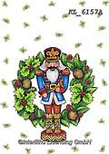 CHRISTMAS SYMBOLS, WEIHNACHTEN SYMBOLE, NAVIDAD SÍMBOLOS, paintings+++++,KL6157A,#xx#