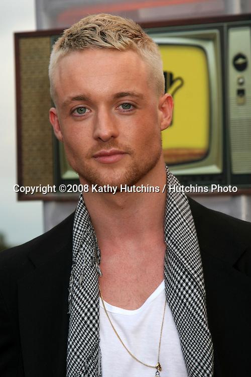 Simon Shery-Wood.MTV's Real World Awards Bash.Sunset Plaza House.Los Angeles, CA.March 16, 2008.©2008 Kathy Hutchins / Hutchins Photo