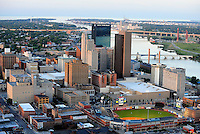 Toledo Mud Hens Aerial Photos