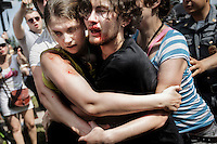 LGBT in Russia by Mads Nissen