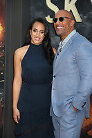 Dwayne Johnson daughter Simone Skyscraper premiere<br /> 7-10- 2018<br /> Photo By John Barrett/PHOTOlink.net