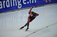 SCHAATSEN: GRONINGEN: Sportcentrum Kardinge, 02-02-2013, Seizoen 2012-2013, Gruno Bokaal, Johannes de Groot, ©foto Martin de Jong