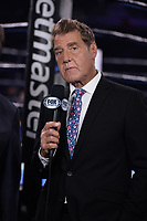 """BROOKLYN, NY - DECEMBER 22:  Sports commentator Joe Goossen attends the Fox Sports and Premier Boxing Champions  December 22 """"PBC on Fox"""" Fight Night at the Barclays Center on December 22, 2018 in Brooklyn, New York. (Photo by Anthony Behar/Fox Sports/PictureGroup)"""