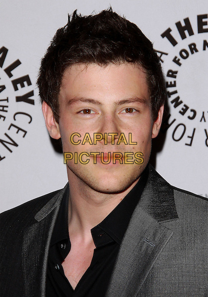 13 July 2013 - Vancouver, British Colombia, Canada - Glee star Cory Monteith was found dead Saturday in his hotel room at the Fairmont Pacific Rim Hotel in Vancouver. He was 31. The cause of death was not immediately apparent. An autopsy was set for Monday. According to police, there were no indications of foul play. They would not discuss what, if anything, was found in room. File Photo: 13 March 2010 - Beverly Hills,California -  Cory Monteith.  27th Annual Paley Fest  presents  &quot;Glee&quot;  held at the Saban Theatre. <br /> CAP/ADM/TC<br /> &copy;T. Conrad/AdMedia/Capital Pictures