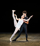 English National Ballet. Song of the Earth.<br /> Tamara Rojo;<br /> Fernando Carratal&aacute; Coloma;