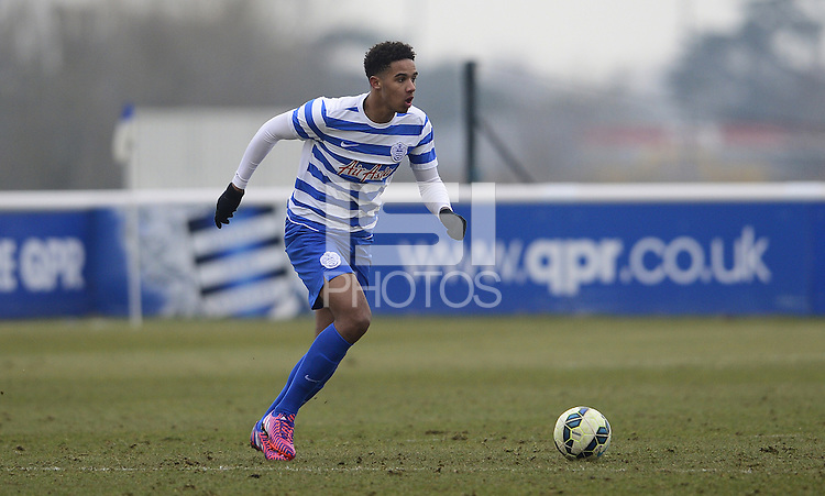 Cole Kpekawa of QPR