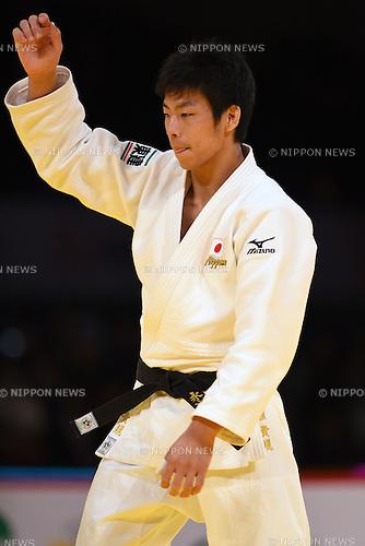 Takanori Nagase (JPN), <br /> DECEMBER 6, 2014 - Judo : <br /> IJF Grand Slam Tokyo 2014 International Judo Tournament <br /> Men's -81kg Final <br /> at Tokyo Metropolitan Gymnasium, Tokyo, Japan. <br /> (Photo by AFLO SPORT) [1220]