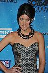 LOS ANGELES, CA. - October 17: Jennifer Carpenter arrives at Spike TV's Scream 2009 held at the Greek Theatre on October 17, 2009 in Los Angeles, California.