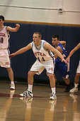 Attica Blue Devils varsity basketball against the Kendall Eagles during a Genesee Region League game at Attica High School on January 31, 2006 in Attica, New York.  (Copyright Mike Janes Photography)