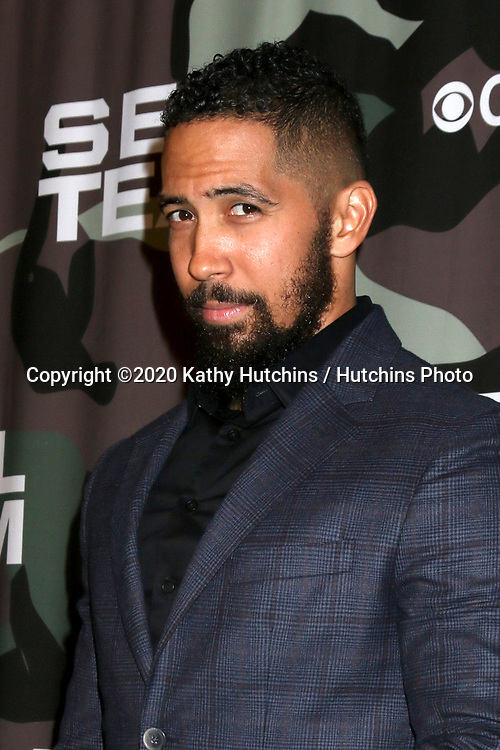 "LOS ANGELES - FEB 25:  Neil Brown Jr at the ""Seal Team"" Screening at the ArcLight Hollywood on February 25, 2020 in Los Angeles, CA"