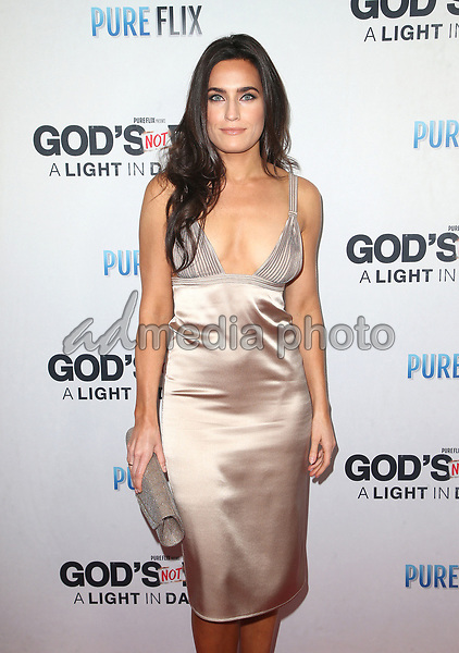 """20 March 2018 - Hollywood, California - Caitlin Leahy. """"God's Not Dead: A Light In Darkness"""" Premiere held at American Cinematheque Egyptian Theatre. Photo Credit: F. Sadou/AdMedia"""