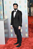 LONDON, UK - FEBRUARY 10: Ray Panthaki at the 72nd British Academy Film Awards held at Albert Hall on February 10, 2019 in London, United Kingdom. Photo: imageSPACE/MediaPunch<br /> CAP/MPI/IS<br /> ©IS/MPI/Capital Pictures