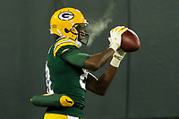 Green Bay Packers wide receiver Geronimo Allison (81) during a National Football League game against the Minnesota Vikings on December 23rd, 2017 at Lambeau Field in Green Bay, Wisconsin. Minnesota defeated Green Bay 16-0. (Brad Krause/Krause Sports Photography)