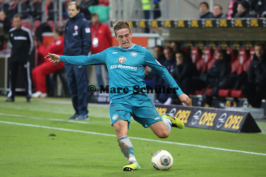 Bastian Oczipka (Eintracht) - 1. FSV Mainz 05 vs. Eintracht Frankfurt, Coface Arena, 12. Spieltag