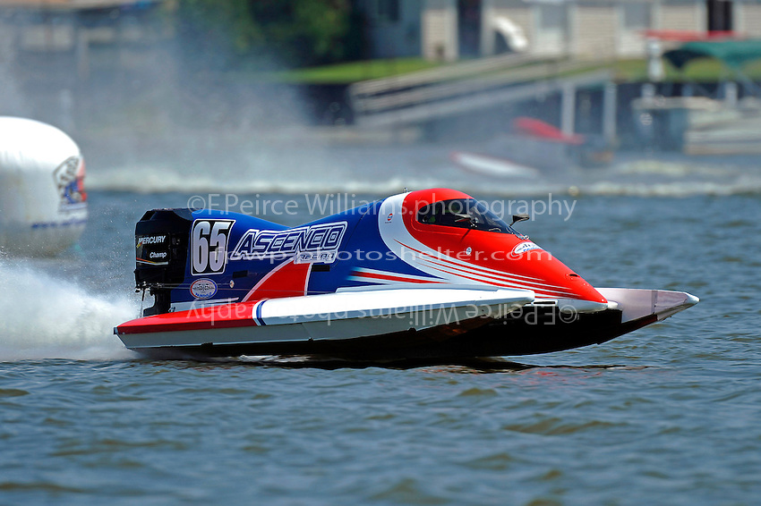 Ruben Ascencio III (#65)     (Formula 1/F1/Champ class)