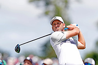 Sergio Garcia (ESP) tees off on the 8th hole during the second round of the 118th U.S. Open Championship at Shinnecock Hills Golf Club in Southampton, NY, USA. 15th June 2018.<br /> Picture: Golffile | Brian Spurlock<br /> <br /> <br /> All photo usage must carry mandatory copyright credit (&copy; Golffile | Brian Spurlock)