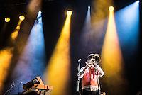 CIUDAD DE MEXICO, D.F. 21 Noviembre.-  Beirut durante el festival Corona Capital 2015 en el Autodromo Hermanos Rodríguez de la Ciudad de México, el 21 de noviembre de 2015.  FOTO: ALEJANDRO MELENDEZ