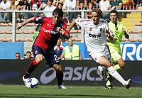 """milito ambrosini<br /> Genova 14/09/2008 Stadio """"Ferraris"""" <br /> Calcio Serie A Tim 2008-2009 <br /> Genoa-Milan<br /> Foto Davide Elias Insidefoto"""