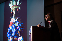 Sebasti&aacute;n Suki Bel&aacute;ustegui, an Argentinian photographer recognized internationally for combining his art with humanitarian efforts, spoke Wednesday [March 8] at Mississippi State University. His presentation, &quot;A Photographer's Journey into the Discovery of Forgotten Histories and Cultures,&quot; spotlighted some of Bel&aacute;ustegui's efforts to document cultural diversity, specifically among minority communities and tribes. His visit was supported by the College of Arts and Sciences&rsquo; Institute for the Humanities and the Department of Classical and Modern Languages and Literatures, along with the College of Architecture, Art and Design&rsquo;s Department of Art.<br />