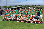 XXJOB Sport Legion V Mid Kerry;<br /> The Mid Kerry team  in the Legion V Mid Kerry Garveys Kerry County Championship in Killorglin on Sunday.<br /> Picture by Don MacMonagle