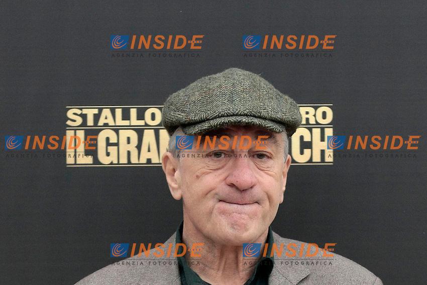 Robert De Niro <br /> Roma 07-01-2014 Hassler Hotel. Il Grande Match - Grudge Match - Photocall<br /> Photo Samantha Zucchi Insidefoto