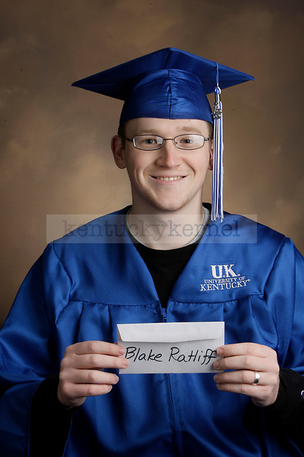 Ratliff, Blake photographed during the Feb/Mar, 2013, Grad Salute in Lexington, Ky.