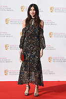 Gemma Chan<br /> at the 2016 BAFTA TV Awards, Royal Festival Hall, London<br /> <br /> <br /> &copy;Ash Knotek  D3115 8/05/2016