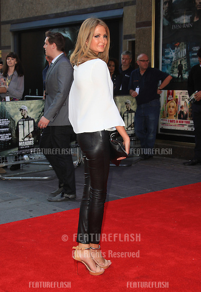 Millie Mackintosh arriving for the 'iLL Manors' world premiere held at the Empire cinema, London, England. 30/05/2012 Picture by: Henry Harris / Featureflash