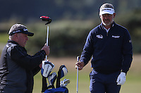 Darren Clarke (NIR) during the practice round before the 2014 Alfred Dunhill Links Championship, The Old Course, St Andrews, Fife, Scotland. Picture:  David Lloyd / www.golffile.ie