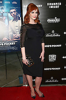 "May 1 2014 Los Angeles The  premiere of IFC Film's ""God's Pocket"" at LACMA in Los Angeles, California on May 1, 2014. SP1/Starlitepics"