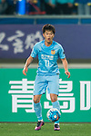 Jiangsu FC Midfielder Xie Pengfei during the AFC Champions League 2017 Group H match between Jiangsu FC (CHN) vs Adelaide United (AUS) at the Nanjing Olympics Sports Center on 01 March 2017 in Nanjing, China. Photo by Marcio Rodrigo Machado / Power Sport Images