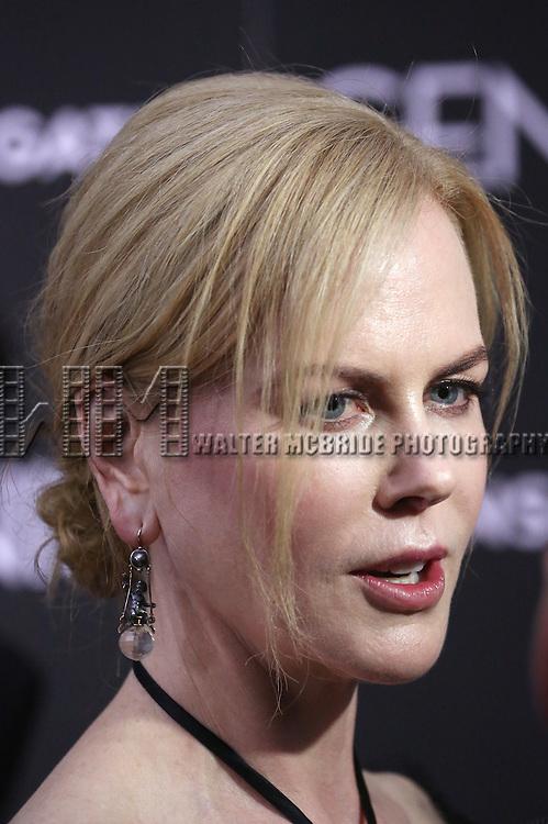 Nicole Kidman attends 'Genius' New York premiere at Museum of Modern Art on June 5, 2016 in New York City.