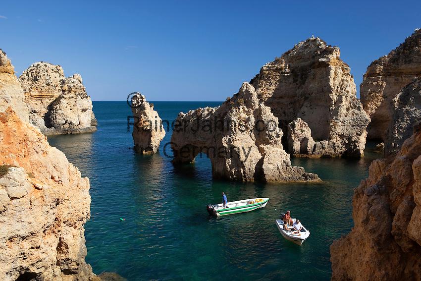 Portugal, Algarve, Lagos: Ponta da Piedade