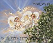 Dona Gelsinger, CHILDREN, paintings, USGE0004D,#K# Engel, angeles